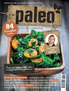 Het eerste Nederlandse Paleo magazine